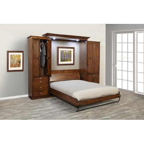MA6890-Q Mansfield Piston Murphy Bed