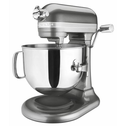 KitchenAid - Pro Line® Series 7 Quart Bowl-Lift Stand Mixer - Medallion Silver