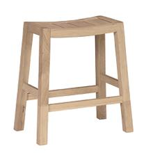 See Details - S-924B 24'' Ranch Stool