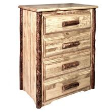 View Product - Glacier Country Collection 4 Drawer Chest of Drawers