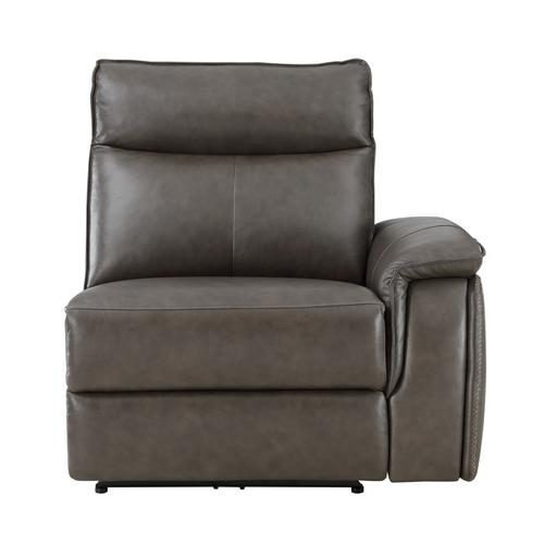 Gallery - 6-Piece Modular Power Reclining Sectional with Power Headrests