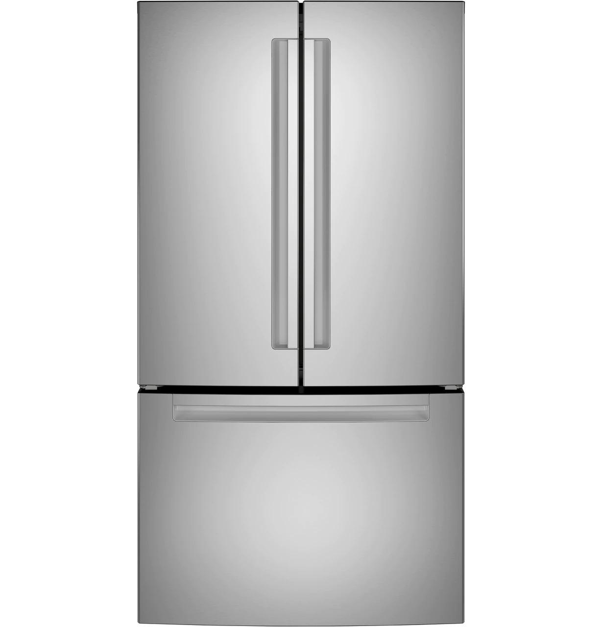 HaierEnergy Star(r) 27.0 Cu. Ft. Fingerprint Resistant French-Door Refrigerator