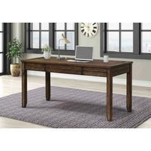 See Details - TEMPE - TOBACCO 65 in. Writing Desk