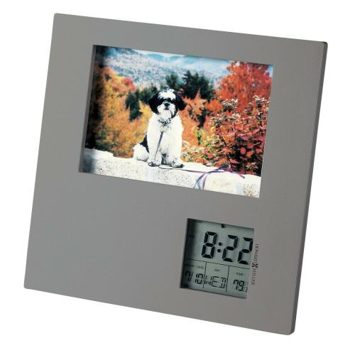 Howard Miller Picture This Digital Alarm & Table Clock 645553