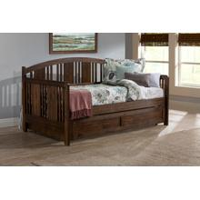 View Product - Dana Daybed With Trundle, Brushed Acacia