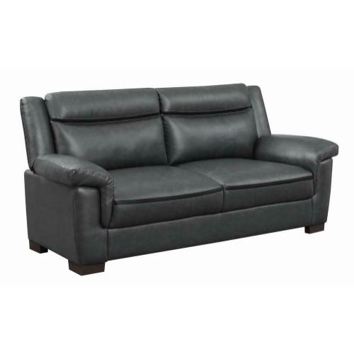 Coaster - Arabella Contemporary Grey Sofa