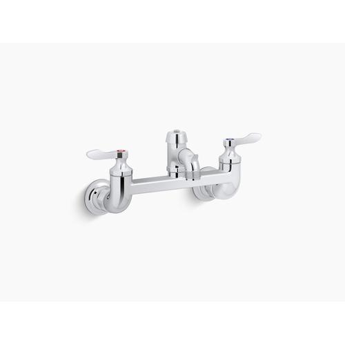 Polished Chrome Service Sink Faucet