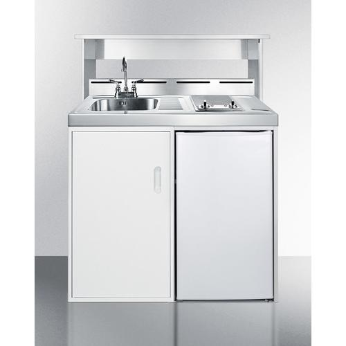 """39"""" Wide All-in-one Kitchenette"""