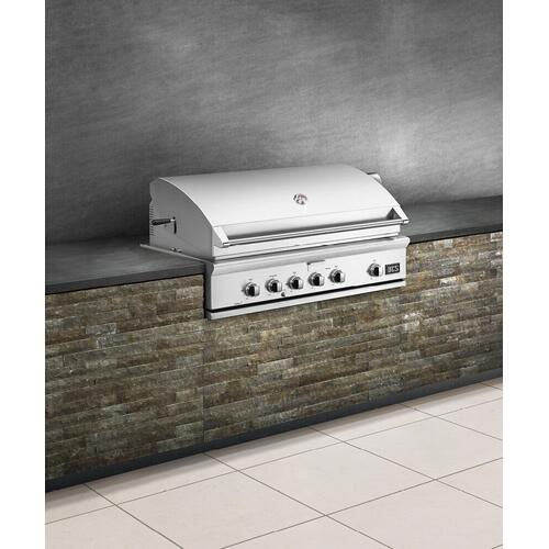 "48"" Grill, Natural Gas"
