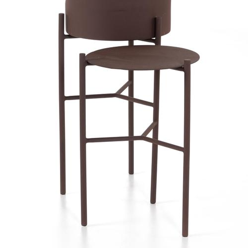 Stella Outdoor Plant Stand-red Clay