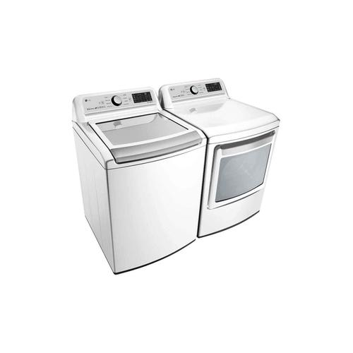 5.8 CU.FT Top Load Washer With Turbowash3d Technology