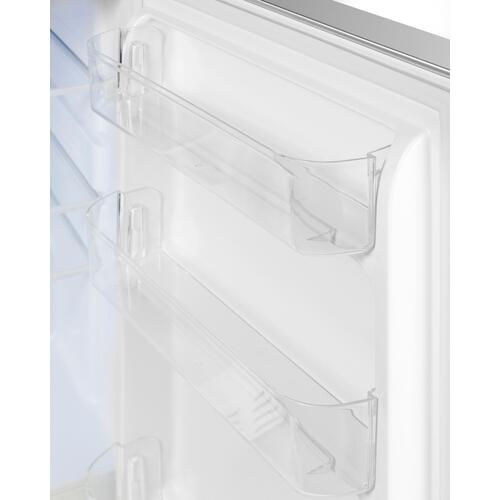 """Product Image - 20"""" Wide Built-in All-refrigerator, ADA Compliant"""