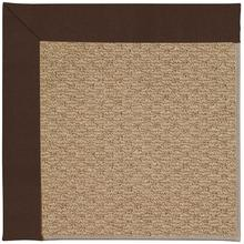 Creative Concepts-Raffia Canvas Bay Brown Machine Tufted Rugs