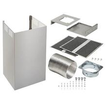 Optional Non-Duct Kit for Broan Elite EW54 Series Chimney Range Hoods, in Black Stainless Steel