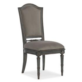 Dining Room Arabella Upholstered Back Side Chair - 2 per carton/price ea