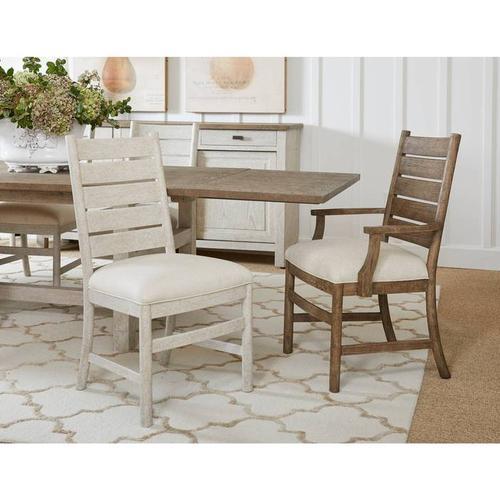 Stanley Furniture - Portico Arm Chair - Drift