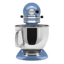 Artisan® Series 5 Quart Tilt-Head Stand Mixer Cornflower Blue