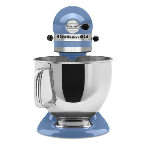KitchenAid - Artisan® Series 5 Quart Tilt-Head Stand Mixer Cornflower Blue