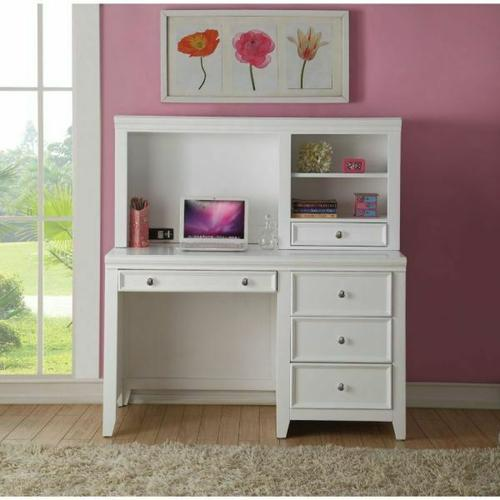 ACME Lacey Computer Desk - 30605 - White