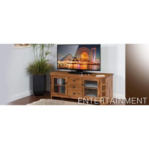"Sedona 62"" TV Console"