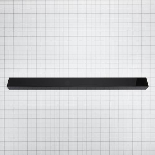 Gallery - Slide-In Range Rear Trim Kit, Black