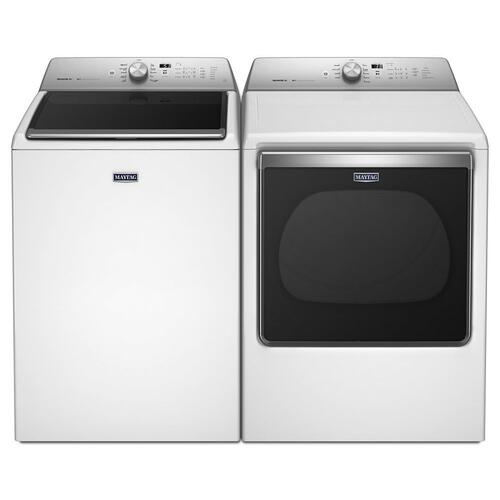 Gallery - TOP LOAD LARGE CAPACITY WASHER WITH DEEP CLEAN OPTION- 5.3 CU. FT.