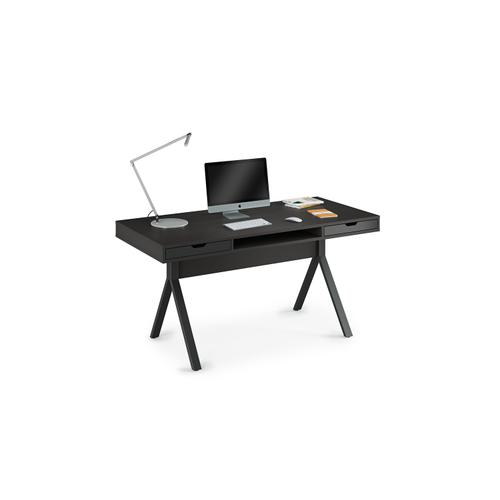 BDI Furniture - Modica 6341 Desk in Charcoal Stained Ash
