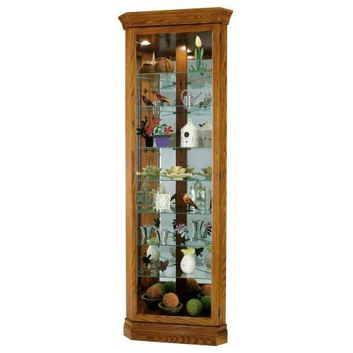Howard Miller Dominic Corner Curio Cabinet 680485
