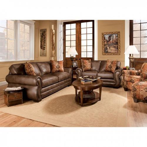 Furniture of America - Geraldine Love Seat