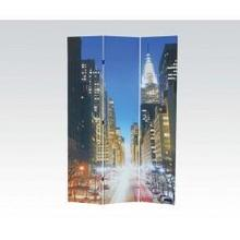 View Product - Scenery 3-panel Wooden Screen