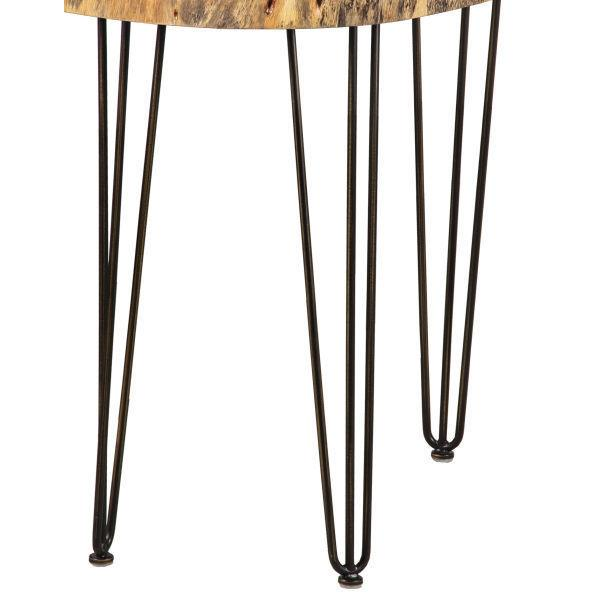 "32"" Bronze Hair Pin Legs (set of 3)"