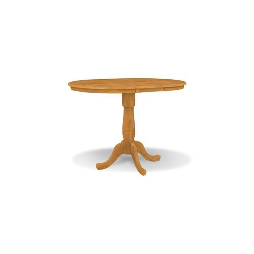 Product Image - Extension Table (top only) / Traditional Pedestal / Extension Piece