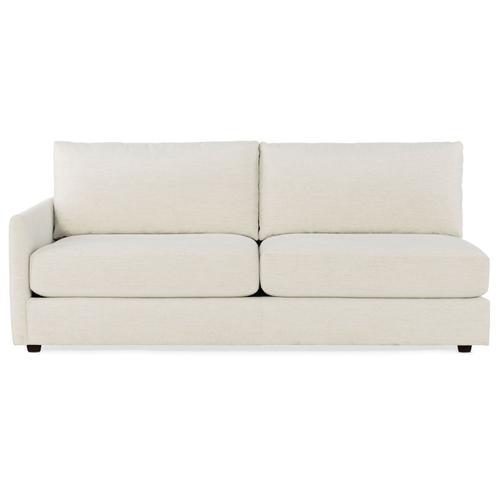 MARQ Living Room Quinton Left Arm Sofa