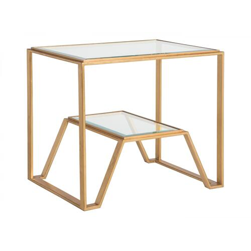 Lexington Furniture - Byron Rectangular End Table