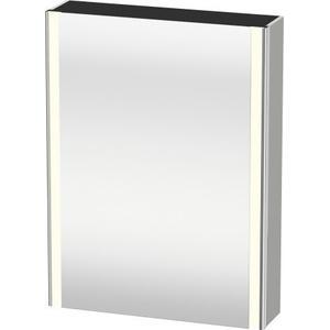 Mirror Cabinet, Nordic White Satin Matte (lacquer)