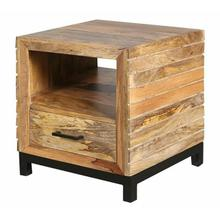 View Product - CROSSINGS DOWNTOWN Rectangular End table