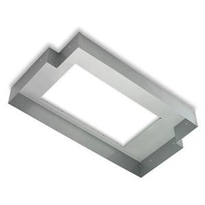 """Broan - Optional 36"""" Box Liner in Silver Paint Finish"""