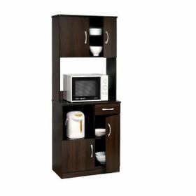 ACME Quintus Kitchen Cabinet - 12258KIT - Espresso