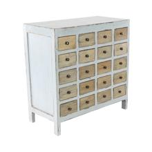 """WD 20 DRAWER CHEST 33""""W, 33""""H"""