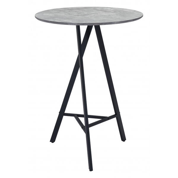 Metz Bar Table Gray