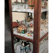 Howard Miller Townsend Curio Cabinet 680235