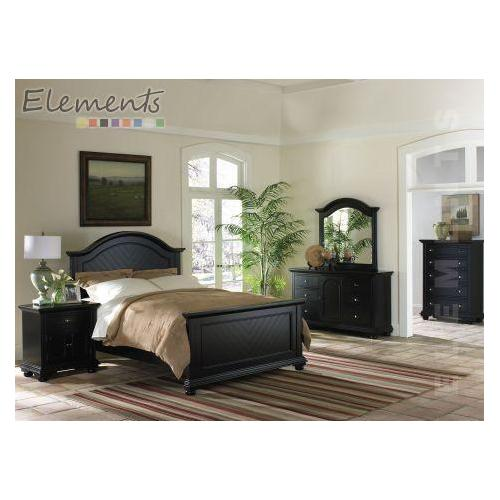 Elements - Brook Full Panel Bed