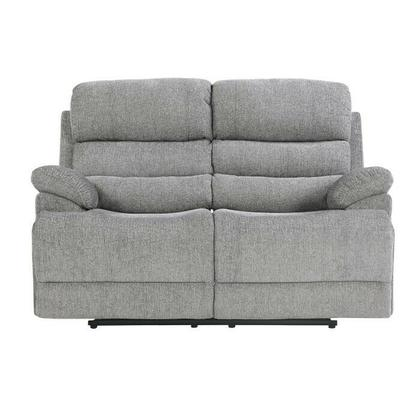 See Details - Power Double Reclining Love Seat with Power Headrests and USB Ports