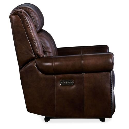 Living Room Esme Power Recliner w/ Power Headrest