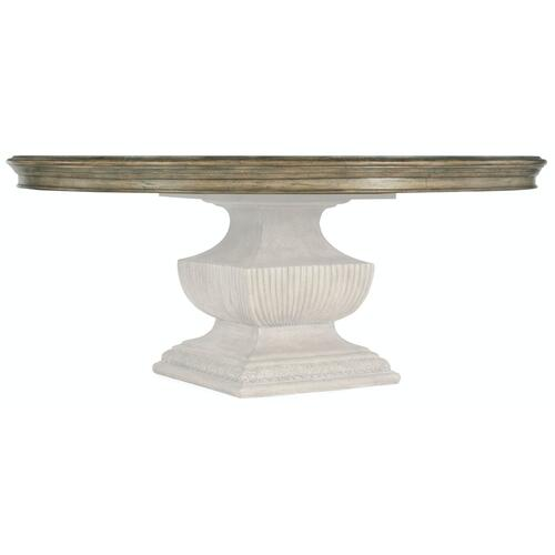 Dining Room Castella 60in Round Dining Table Top ©
