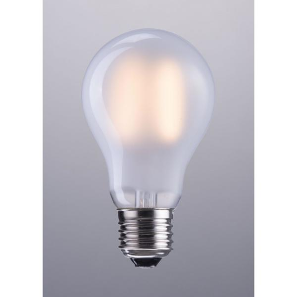 E26 A19 4w Led 100 X 60 Mm Frosted White