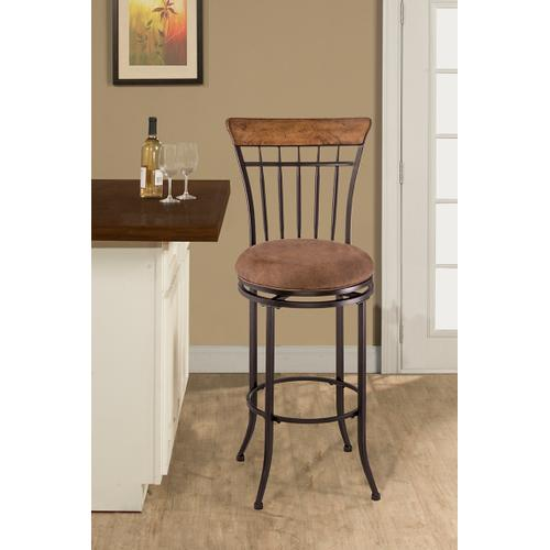 CLEARANCE Charleston Spindle Back Counter Stool