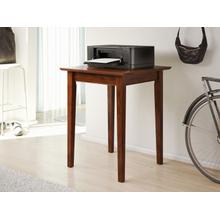 See Details - Shaker Printer Stand in Walnut