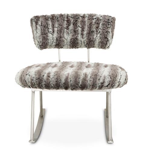 Pebble Beach Rocker Chair Moondust