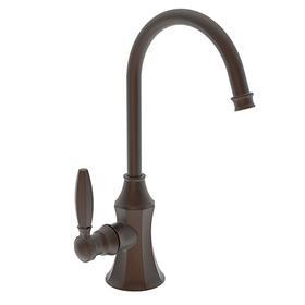 English Bronze Hot Water Dispenser